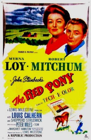 The Red Pony - Movie Poster
